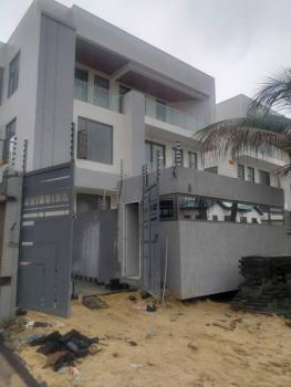 Exquisitvely Built & Quality Finished 5 Bedrooms Duplex + Bq, Lekki Phase 1, Lekki, Lagos, Detached Duplex for Sale