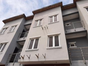 Brand New & Self Compound Serviced 4 Bedroom Terrace with a Bq, Lekki Phase 1, Lekki, Lagos, Terraced Duplex for Rent