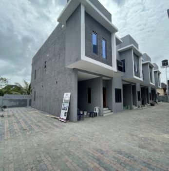 4 Bedroom Terrace Duplex with 24 Hours Power Supply, Agungi, Lekki, Lagos, Terraced Duplex for Sale