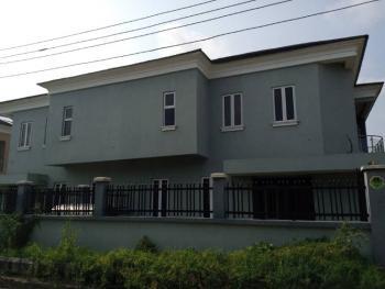 Spacious 5 Bedroom Duplex with Bq, Diamond Estate, Sangotedo, Ajah, Lagos, Semi-detached Duplex for Sale