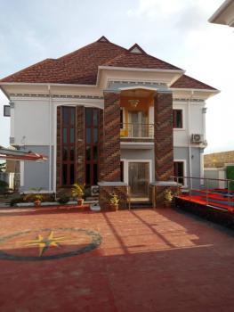 Luxurious Five Bedrooms Fully Detached Duplex, Okpanam , Airport Road, Asaba, Delta, Detached Duplex for Sale