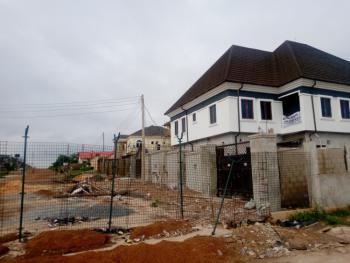 4 Bedroom Duplex, Old Airport Road, Thinkers Corner, Enugu, Enugu, Semi-detached Duplex for Rent