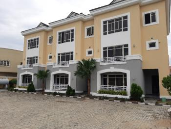 Serviced 4 Bedroom Terrace with a Bq S.pool & Fitted Acs, Off Admiralty Way, Lekki Phase 1, Lekki, Lagos, Terraced Duplex for Rent
