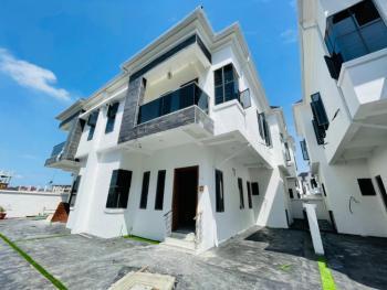 Tastefully Finished and Newly Built 4 Bedroom Semidetached Duplex & Bq, Chevron Toll Gate, Lekki, Lagos, Semi-detached Duplex for Sale