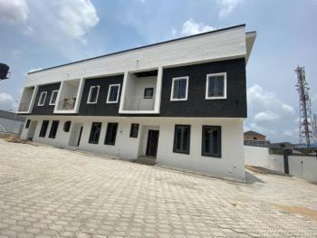 Spacious 4 Bedroom Terrace Duplex in a Serene Environment, Opposite Crown Estate, Sangotedo, Ajah, Lagos, Terraced Duplex for Sale