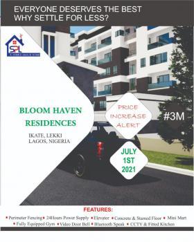 Luxury 2 Bedroom Mansionette (off Plan), Ikate, Lekki, Lagos, Block of Flats for Sale
