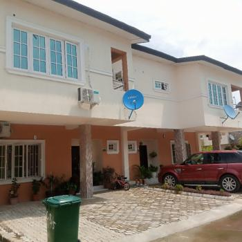 Newly Built 3 Bedrooms Terraced Duplex, Paradise Estate, Chevron Drive, Lekki, Lagos, Terraced Duplex for Rent