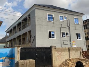 Newly Built One Bedroom Apartment for Lease, Off St. Finbarrs Road, Cms Grammar School, Akoka, Bariga, Shomolu, Lagos, Mini Flat for Sale