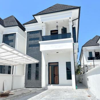 Luxury 5bedroom Detached Duplex with Top Notch Finishing., Osapa, Osapa, Lekki, Lagos, Detached Duplex for Sale