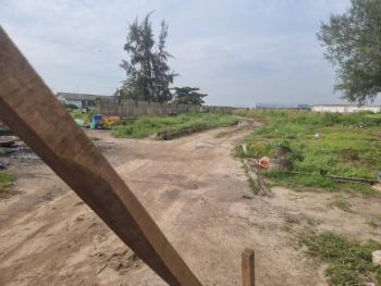 Waterfront Plot Measuring Almost 8,000 Square Meters, Landmark Road, Oniru, Victoria Island (vi), Lagos, Mixed-use Land for Sale