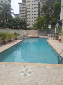 4br Flat in a Good Environment, Off Adeola Odeku, Victoria Island (vi), Lagos, Flat for Rent
