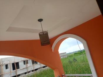 Luxury, All Rooms En-suite 4 Bedrooms, Happyland Estate, Olokonla, Ajah, Lagos, House for Rent