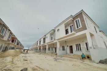 New Built 3 Bedroom Terrace Duplex with Bq, Orchid Hotel Road, Lekki, Lagos, Terraced Duplex for Sale
