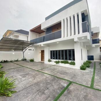 Luxury 4 Bedroom with Bq, Chevron Axis, Lekki Phase 1, Lekki, Lagos, Detached Duplex for Sale