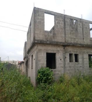 Uncompleted Block of Flats, Abuja Quarters, Igbo Oluwo Estate, Jumofak Bus Stop, Haruna, Ikorodu, Lagos, House for Sale