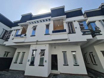 Brand New &tastefully Finished 4 Bedroom Semi Detached Duplex with Bq, Lekki Conservative, Off Orchid Rd,lafiaji, Lekki, Lagos, Semi-detached Duplex for Sale
