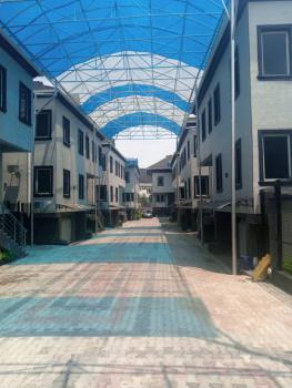 4 Bedrooms Terraced Duplex with Inverter, Chevron, Lekki, Lagos, Terraced Duplex for Rent