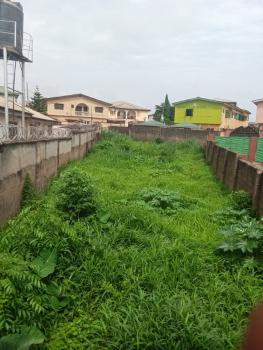 Cheap Solid Land in a Gated Estate, Off College Road, Ogba, Ikeja, Lagos, Land for Sale