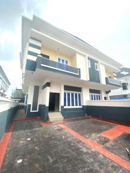 Contemporary Self Serviced 4 Bedrooms Duplex in an Estate, Chevron Alternative, Lekki Phase 2, Lekki, Lagos, Semi-detached Duplex for Rent