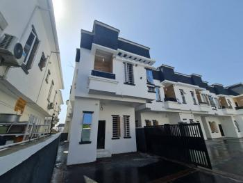 Brand New&tastefully Finished 4 Bedroom Fully Detached Duplex with Bq, Off Orchid Rd,lafiaji, Lekki, Lagos, Detached Duplex for Sale