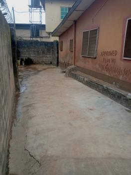 Bungalow with 1no 2 Bedroom Flat with 4nos Mini Flats on 400sqm, Unity Close Road, Gra Phase 1, Magodo, Lagos, Detached Bungalow for Sale