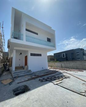 Brand New 4 Bedroom Fully Detached House with a Bq, Second Toll Gate, Lekki, Lagos, Detached Duplex for Sale