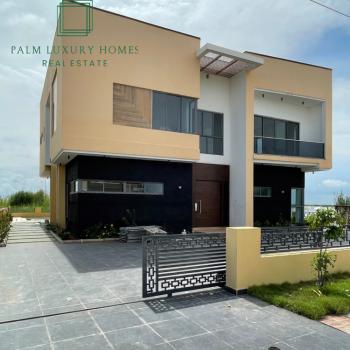 Luxury 5 Bedroom Fully Detached House, Northern Foreshore Estate, Lekki, Lagos, Detached Duplex for Sale