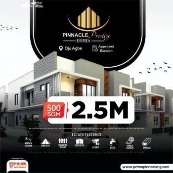 Highly Luxurious Estate Land, Few Minutes From Dangote  Refinery, Ibeju Lekki, Lagos, Mixed-use Land for Sale