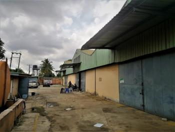 Warehouse  of 3,500sqm with Office, Ogba Industrial Area, Ogba, Ikeja, Lagos, Warehouse for Rent