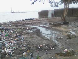 a Full Plot Facing The Lagoon, Addo Community, Ado, Ajah, Lagos, Mixed-use Land for Sale