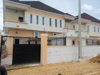Luxury 4 Bedroom Semi Detached Deplux in a Serviced Estate, Thomas Estate, Ajah, Lagos, Semi-detached Duplex for Sale