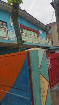 an Open Space (a Large Hall) with 2 Rooms, (3 Bedroom Size) a Store Etc, Akinwale Street, Off Thomas Salako Street, Ogba Bus-stop, Ogba, Ikeja, Lagos, Church for Rent