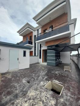 Luxury 4 Bedroom Semi Detached Duplex with Excellent Facilities, Chevron, Victoria Island (vi), Lagos, Semi-detached Duplex for Sale