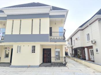 Four Bedrooms Semi Detached House with Bq, Orchid, Lekki Phase 1, Lekki, Lagos, Semi-detached Duplex for Rent