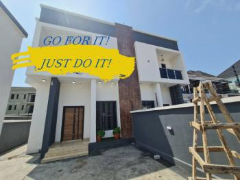 Brand New&tastefully Finished 4 Bedroom Semi Detached Duplex with Bq, Off Orchid Road,lafiaji, Lekki, Lagos, Semi-detached Duplex for Sale