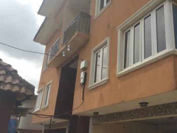 a 4 Bedroom Terraced Duplex with 1 Room Bq, Ilupeju Estate, Ilupeju, Lagos, Terraced Duplex for Rent