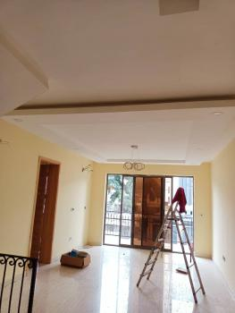 Office/residential. New 4bed Terrace. Self Serviiced/separate Compound, Parkview, Ikoyi, Lagos, Terraced Duplex for Rent