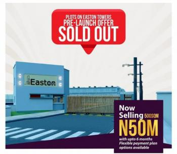 Plots of Land, Easton Towers Estate, Maryland, Lagos, Residential Land for Sale