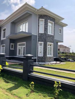 Brand 4 Bedrooms Detached Duplex with 1 Study Room and 1 Maid Room, Lake View Park Estate By Vgc Traffic Light, Vgc, Lekki, Lagos, Detached Duplex for Sale