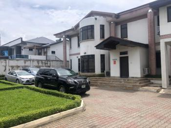 Massive 6 Bedroom Detached House, 4 Rooms Guest Chalet and 2 Rooms Bq, Off Bourdillon Road, Old Ikoyi, Ikoyi, Lagos, Detached Duplex for Rent