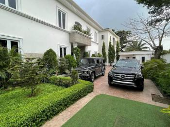 6 Bedrooms Detached Duplex with 2 Rooms Bq All Room Ensuit, Ikeja Gra, Ikeja, Lagos, Detached Duplex for Sale