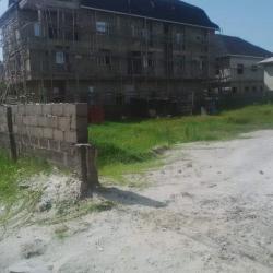 Half Plot of Land, Osapa, Lekki, Lagos, Land for Sale