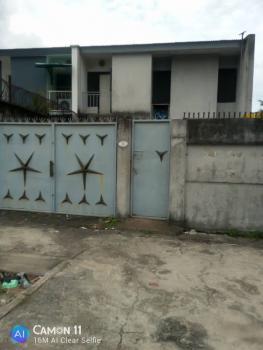 3 Bedroom Semi Detached Duplex with 2 Rooms Bq, Festac Town, Festac, Amuwo Odofin, Lagos, Terraced Duplex for Sale