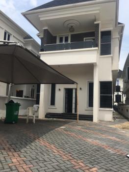 Luxurious 4 Bedrooms Terraced Duplex with Bq, Osapa, Lekki, Lagos, Detached Duplex for Rent