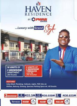Haven Residence, Abijo, Lekki, Lagos, Block of Flats for Sale