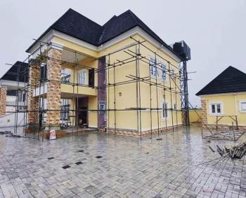 Exquisitely Finished 5 Bedrooms Detached Duplex with B.q, Harmony Estate, Nafbase, Port Harcourt, Rivers, Detached Duplex for Rent