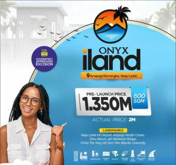 Dry Land with Approved Government Title, Arapagi, Eleranigbe, Ibeju Lekki, Lagos, Mixed-use Land for Sale