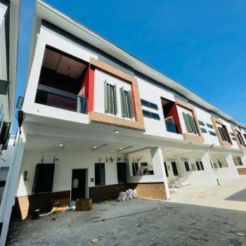 Lovely 4 Bedroom Terrace Duplex in a Well Secured Estate, Lekki Conservation, Lekki, Lagos, Terraced Duplex for Sale