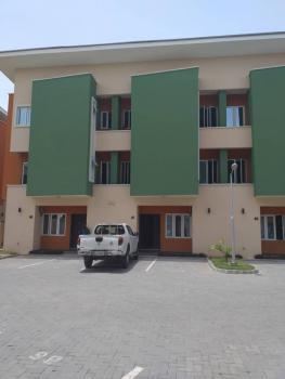 a Tenanted Beautiful Luxurious 4 Bedroom Townhouse, Osapa, Lekki, Lagos, Terraced Duplex for Sale