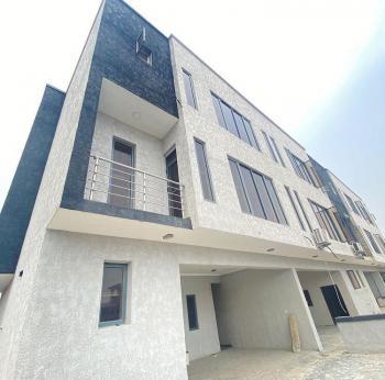 Luxury 4 Bedroom Terrace Duplex Apartment with Bq, Idado, Lekki, Lagos, Terraced Duplex for Sale